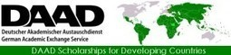 DAAD Scholarships for Developing Countries in Germany, 2014-15 | Learning is Life | Scoop.it