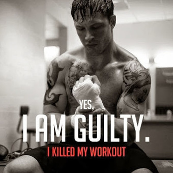 Why Overtraining in Bodybuilding is Virtually Impossible   Fitness   Scoop.it