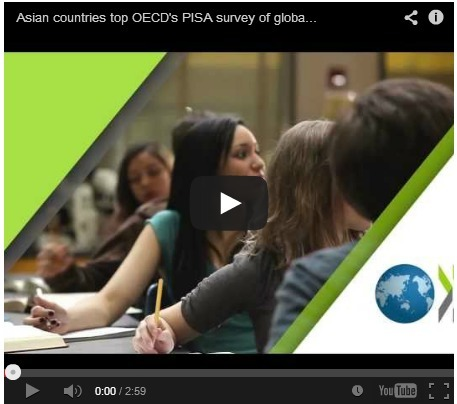 OECD educationtoday: What we learn from the PISA 2012 results | Learning about Technology and Education | Scoop.it