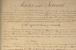 HLS Library digitizes student notebooks from transitional law school - Harvard Law School News | Library Collaboration | Scoop.it