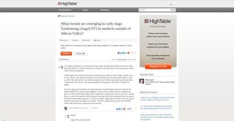 HighTable - Beta List | FastStart | Scoop.it