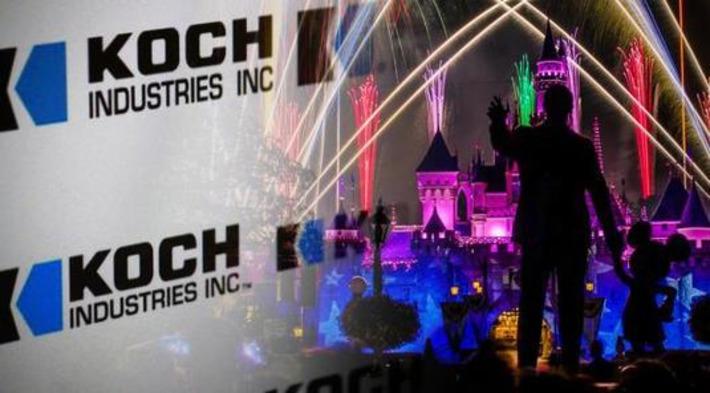 New Leak Reveals Luxembourg Tax Deals for Disney, Koch Brothers Empire | money money money | Scoop.it