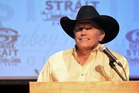 George Strait Announces His Retirement From Touring | Country Music Today | Scoop.it