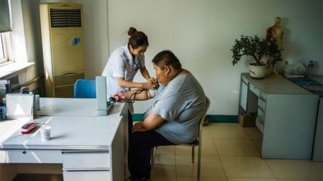 China: Obesity 'explosion' in rural youth, study warns - BBC News | Anthropometry and Kinanthropometry | Scoop.it