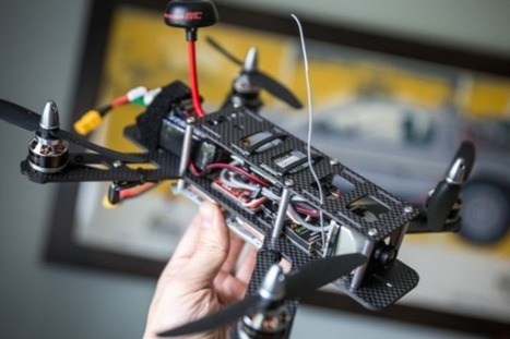 Library to offer free classes on flying drones | Tennessee Libraries | Scoop.it