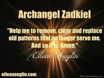 Archangel Zadkiel on Releasing Old Patterns | Eileen Anglin | Compassion in Action | Scoop.it