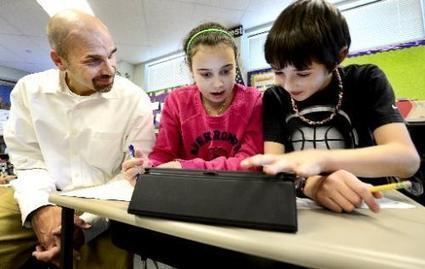 Boulder Valley to use new model to teach teachers about technology - Boulder Daily Camera   BSD Tech Integration   Scoop.it
