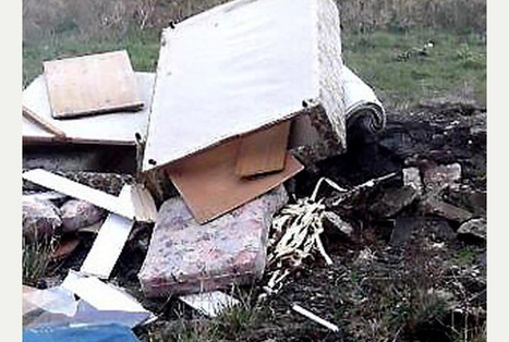 Rise in fly tipping blamed on Leicestershire County Council decision to cut tip opening hours | #ASMIC | Scoop.it