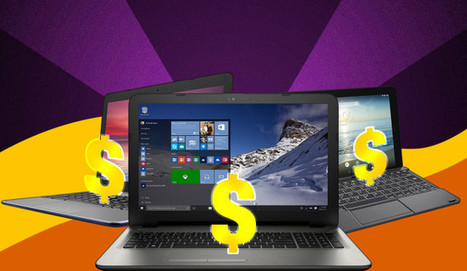 Best Laptops Under $300: Everything You Need to Know  by Kannon Yamada | Technological Sparks | Scoop.it