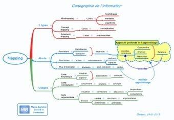 Heuristiques, conceptuelles et argumentaires : l'info en cartes | FLE: CULTURE ET CIVILISATION-DIDACTIQUE | Scoop.it