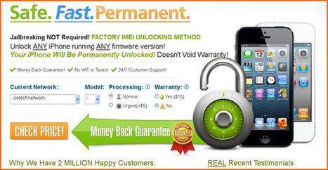 Factory Unlocking explaine | New bookmarks | Scoop.it