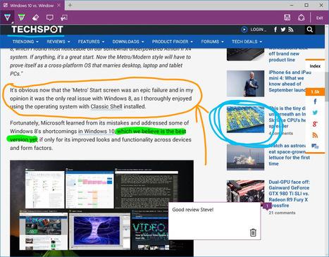 Top 10 Hidden Windows 10 Features | Digital Culture | Scoop.it