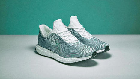 Adidas's New Ocean Plastic Shoes Are Just The Beginning | Oceans and Wildlife | Scoop.it