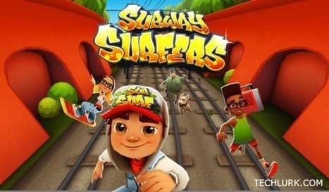 Fotonomy : icodemachine's photos : Download Subway Surfers for PC | Technology benefits Life | Scoop.it