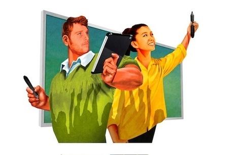 De nieuwe leraar doet het zelf - Vrij Nederland | D.I.P. Digital in Progress | Scoop.it