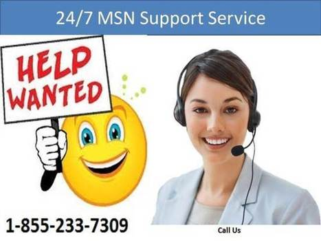 1-855-233-7309 Toll Free Remote Assistant Msn Support | Outlook Password Recovery | Scoop.it
