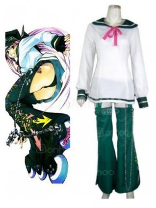 Air Gear Cosplay Simca Halloween Costume [4012007] - $65.00 : Shopping Cheap Dresses,Costumes,Quality products from China Best Online Wholesale Store | Air gear simca cosplay costumes | Scoop.it
