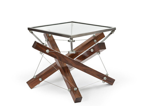 Fourth Dimension Table Design by Axel Yberg | Furniture Designs | Scoop.it