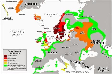 Women were important agents in Viking colonization | Histoire et archéologie des Celtes, Germains et peuples du Nord | Scoop.it