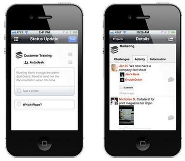 Pride, herramienta móvil gratuita de colaboración para grupos de ... | Mundo Coworking | Scoop.it