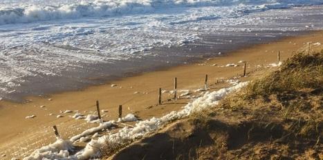 L'érosion dévore les côtes françaises | Ca m'interpelle... | Scoop.it