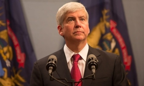 Michigan Governor Rick Snyder could be next Republican to enter 2016 race | The Political Side of Things | Scoop.it