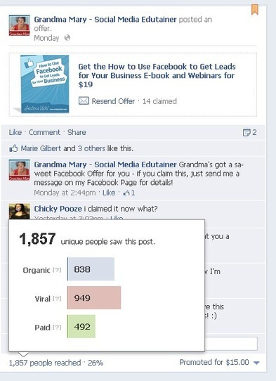 "12 Tips When Using Facebook Promoted Posts | ""#Google+, +1, Facebook, Twitter, Scoop, Foursquare, Empire Avenue, Klout and more"" 