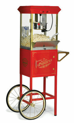 Rent Old Fashioned Popcorn Machine | Baby Shower, Party Rentals in Miami ,Broward and Hialeah | Scoop.it