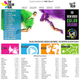 The Color Run™  –  St. Louis 4-26-2014 Official Page | Saint Louis Who's Who & What's What | Scoop.it