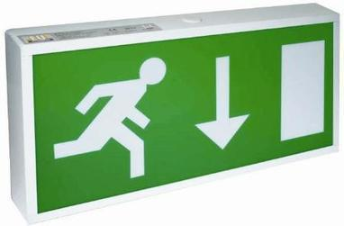 Why are fire exit signs necessary?   Electrical247.com   CMYK – A wide range of amazing colour!   Scoop.it