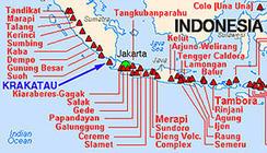 How Volcanoes Work - Krakatau, Indonesia | Humanities research task - Deep Earth | Scoop.it