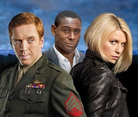 Homeland season 2 coming to Channel 4 this October   TV Show News   Scoop.it
