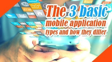 The 3 Basic Mobile Application Types and How They Differ | Technology and Gadgets latest news | Scoop.it