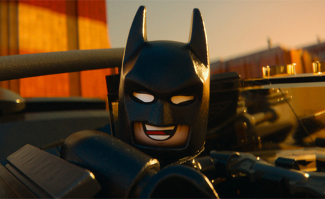 LEGO Batman Gets His Own Film | Cartoons for Kids | Scoop.it