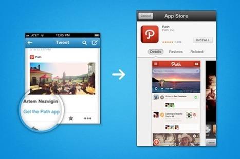 Twitter dévoile aux développeurs les nouvelles interactions à l'intérieur de vos tweets | CDI de Touscayrats | Scoop.it