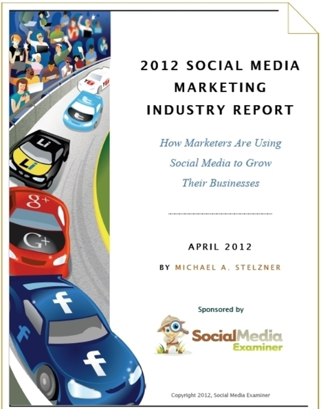 Social Media Marketing 2012 | GS on eCommerce and Web Marketing | Scoop.it