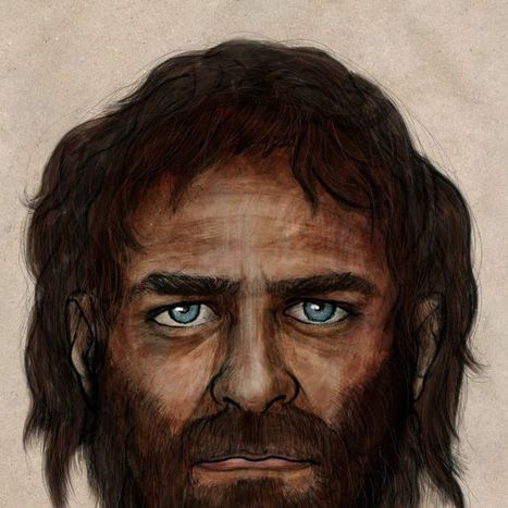 Stone Age Europeans had dark skin and blue eyes: study | Teaching history and archaeology to kids | Scoop.it