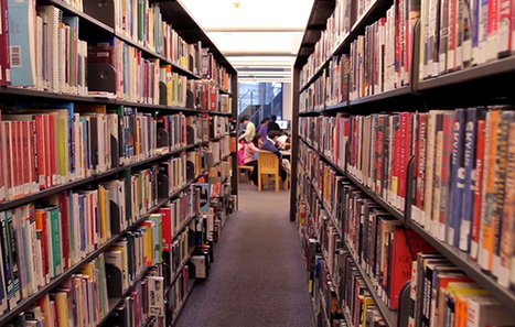 Why Libraries Matter | Love Books | Scoop.it