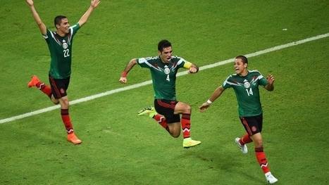 Mexico beats Croatia, Italy up against Uruguay Today | bradkerkostka | Scoop.it