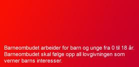 10 Bloggtips fra Barneombudet | Sosial på norsk | Scoop.it