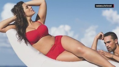 Plus-sized model Ashley Graham is SI swimsuit model - CNN.com | CLOVER ENTERPRISES ''THE ENTERTAINMENT OF CHOICE'' | Scoop.it