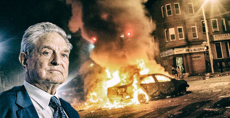 Soros Group Advocates Violence Against Cops in Baltimore | Criminal Justice in America | Scoop.it