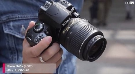 Video: DigitalRev Shows You that DSLRs Under $100 Can Still Get the Job Done | Travel Photography | Scoop.it