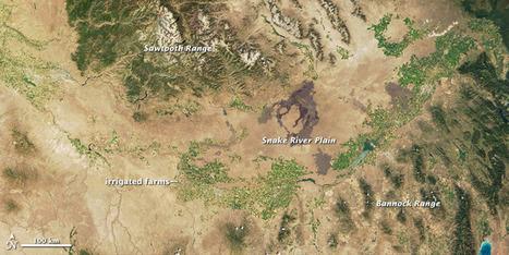 Water Watchers : Feature Articles | Remote Sensing News | Scoop.it