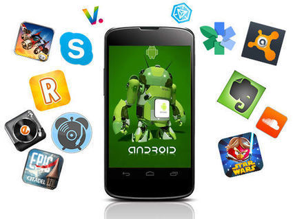 Android : les 80 meilleures applications gratuites – Super selection | Geeks | Scoop.it