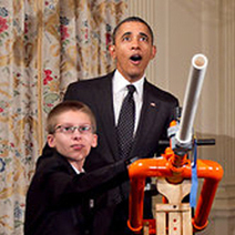 Coming Soon: the White House Maker Faire - 3D Printing Industry | Manufacturing In the USA Today | Scoop.it