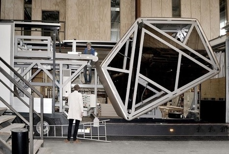 Une incroyable maison modulable en carton ! | L'usager dans la construction durable | Scoop.it