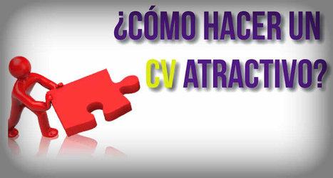 16 herramientas para hacer un CV interactivo | Herramientas TIC para el aula | Scoop.it
