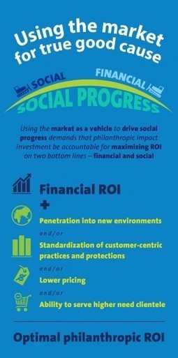 Impact investing: Making the case for low-margin, high social return investments | Social Finance Matters (investing and business models for good) | Scoop.it