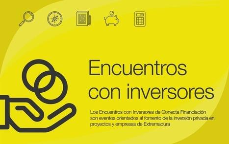 Encuentro entre inversores y emprendedores en Trujillo, 13 de diciembre   Comarca Miajadas-Trujillo   Scoop.it